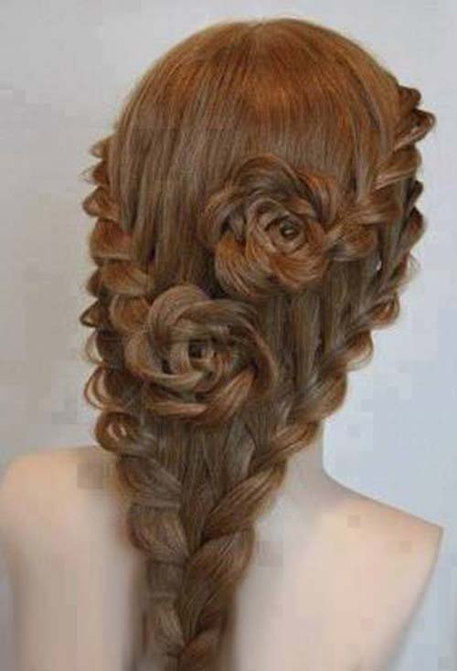 Gorgeous Side Hairstyles for Prom Night