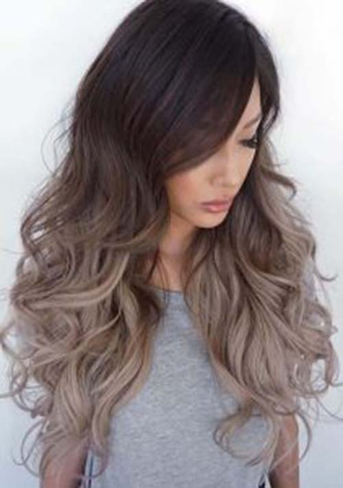 Stunning Vibrant Hues for Chocolate Brown Hair