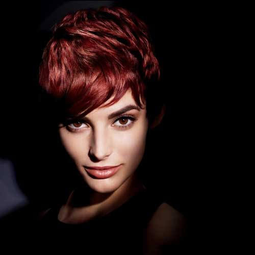 20 Bold Asymmetrical Pixie Cuts