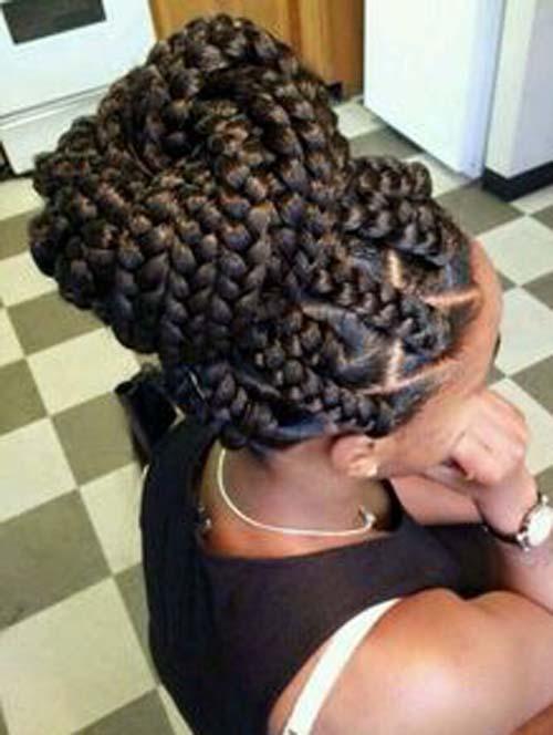 20 Cool Black Braided Hairstyles