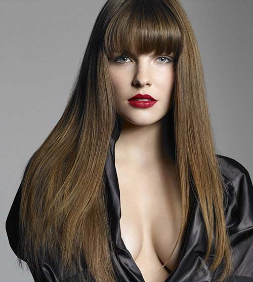 Different Hairstyles: 20 Different Hairstyles With Bangs