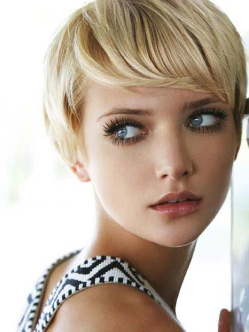 20 gorgeous looks with pixie cut for round face gorgeous looks with pixie cut for round face urmus Images