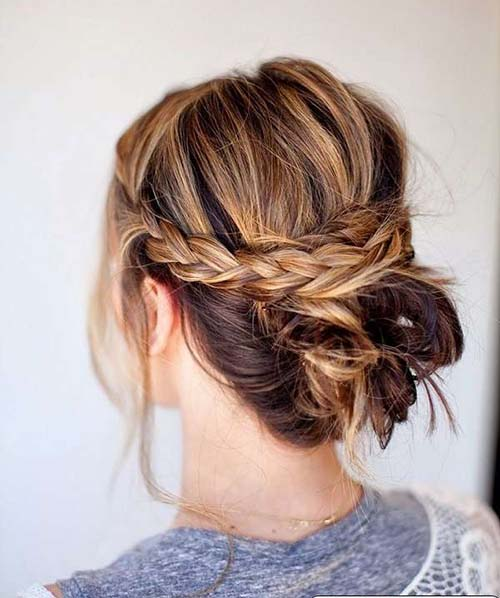 messy hairstyles for women