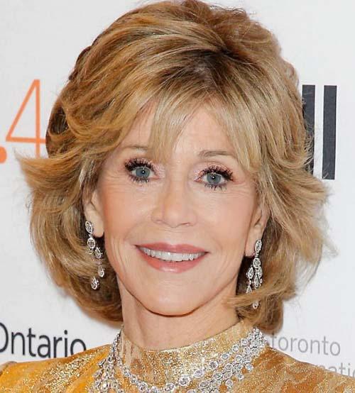 20 Spectacular Jane Fonda Hairstyles
