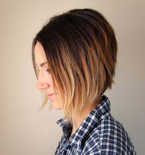 classy bob hairstyles
