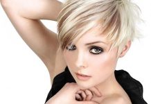 Cool asymmetric haircuts