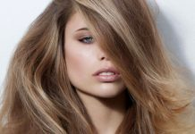 different balayage haircolors