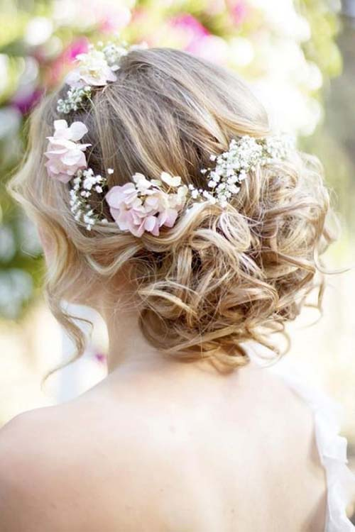 Exquisite Prom Updos for Long Hair