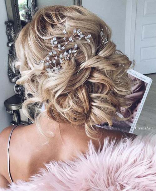 20 Gorgeous Wedding Hairstyles For Long Hair: 20 Exquisite Prom Updos For Long Hair