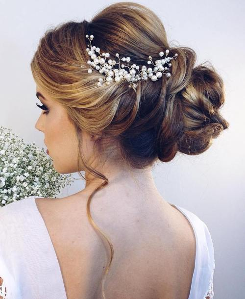 20 exquisite prom updos for long hair exquisite prom updos for long hair junglespirit Image collections