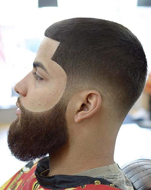 20 Stunning Fade Haircuts For Black Men