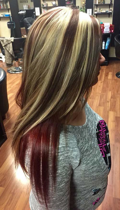 20 Glamorous Hairstyles For Dark Brown Hair