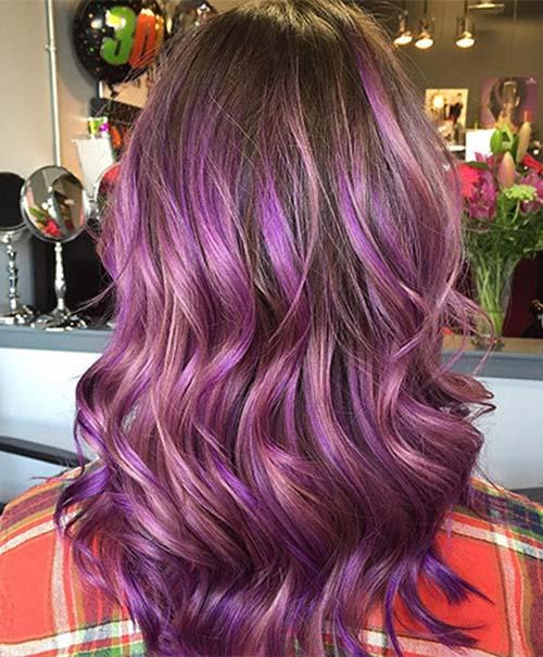 20 glamorous hairstyles for dark brown hair glamorous hairstyles for dark brown hair pmusecretfo Images