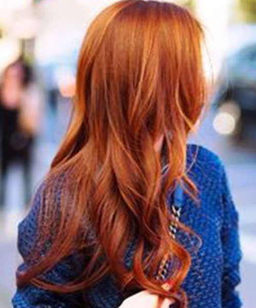 20 Mahogany Haircolor For Sexy Looks