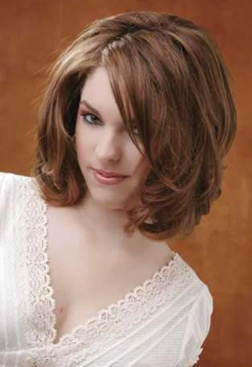 20 Medium Layered Haircuts
