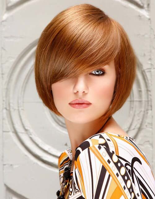 20 Short Haircuts For Thick