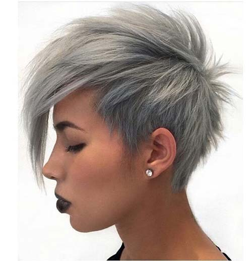 Stunning Mohawk Hairstyles of Now Adays