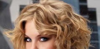 10 short haircuts for curly hair