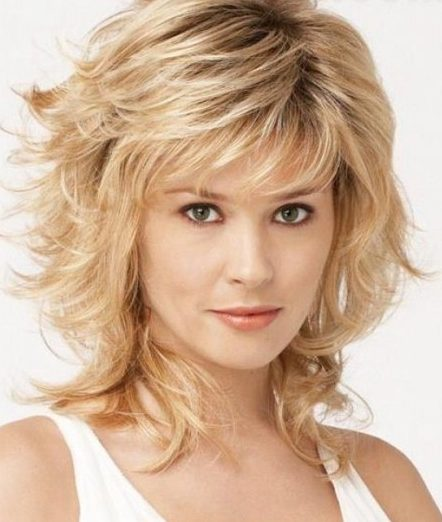 20 Curly Shag Haircuts For Short Medium Amp Long Curls