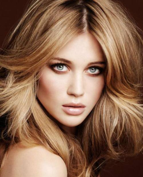 sandy-blonde-hair-color ideas for women