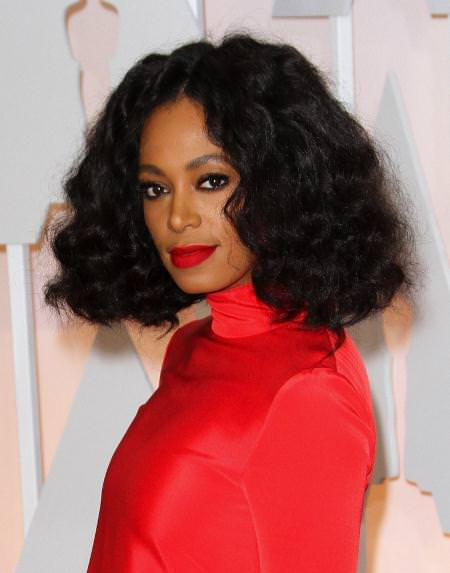 solange puffy hair hairstyles for medium hair