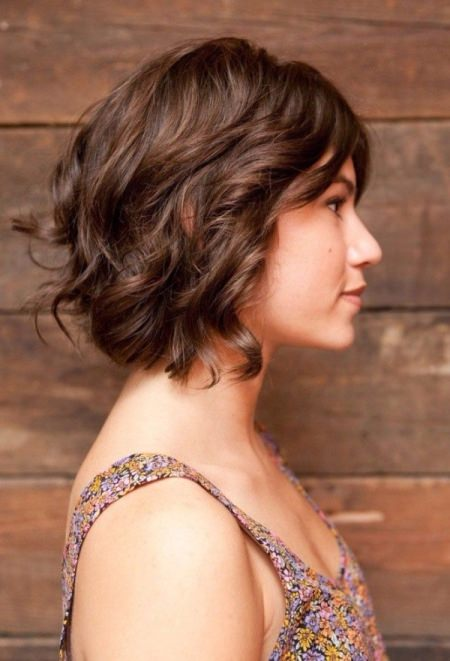 Hair Styles For Fine Wavy Hair 15 Flattering Short Hairstyles For Fine Hair