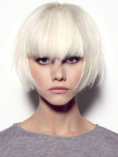 blond bob short bob hairstyles 2016