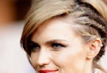 braided undercut short hairstyles for fine hair