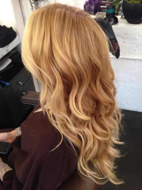 california-blonde hair color ideas for women