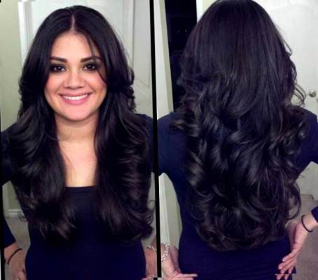 Long feather hair cut images the best hair cut 2017 best 25 feathered hairstyles ideas on cortes cabello urmus Image collections