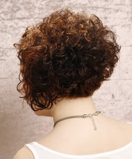 layered-curly-bob-short-curly-hairstyles