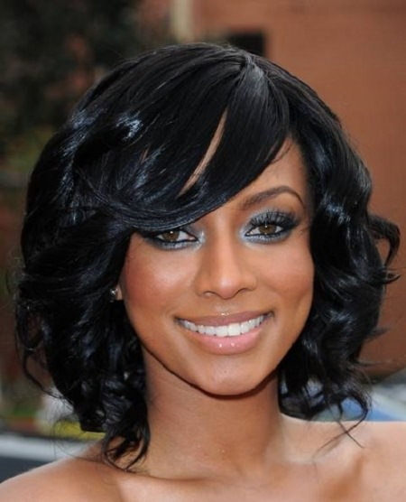 pin curl hairstyles short black hairstyles 2016