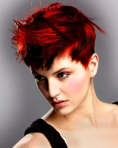 red-hot-rocker-short-hairstyles-for-fine-hair
