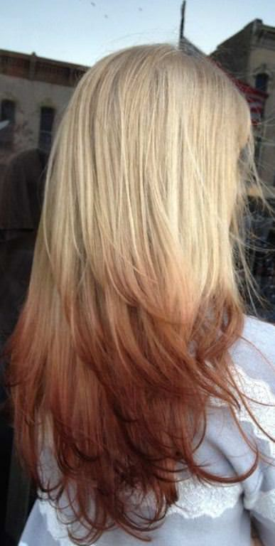 reverse it best two tone hairstyles for women