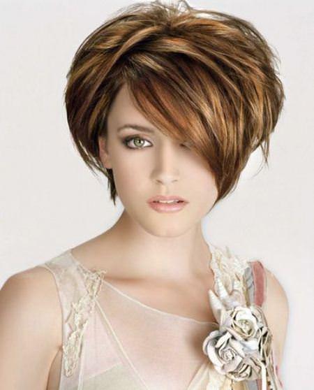 crop ideal modern shag haircut