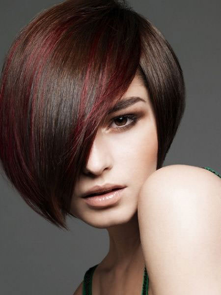 20 Glamorous Auburn Hair Color Ideas