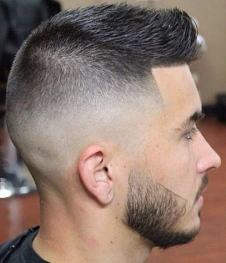 Buzz fauxhawk haircuts for men