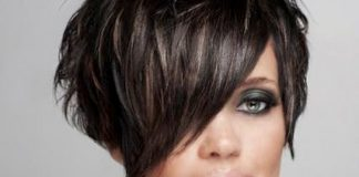 choppy hair great black short hairstyles