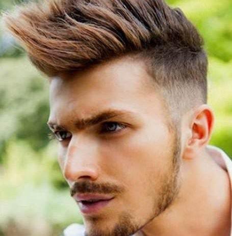 Classy fauxhawk haircuts for men