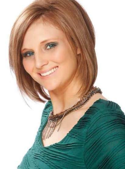 cropped top modern shag haircut