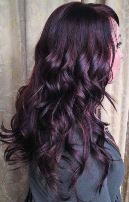 15 Inspiring Winter Hair Colors