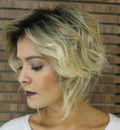 Fabulous finger ombre hair ideas for cropped locks