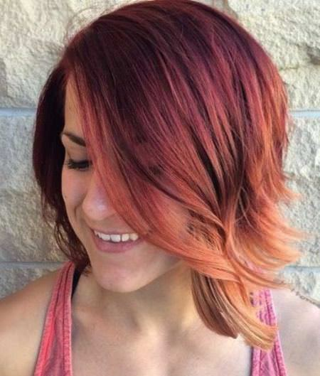 Fantastic ombre hair ideas for cropped locks