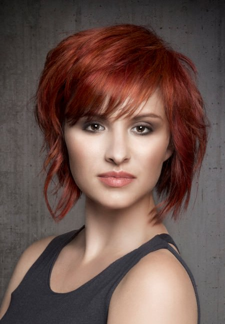red hot rockers short haircuts for fine hair