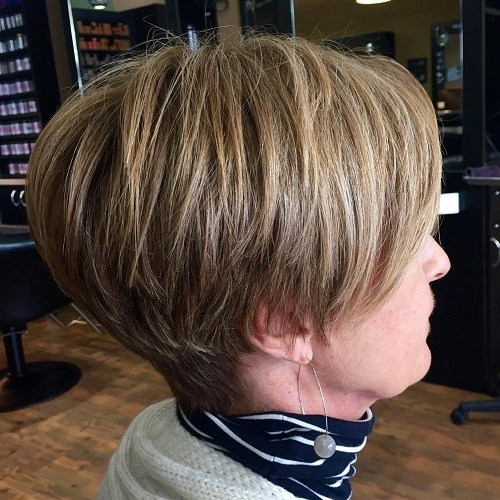 Top 15 Short Hairstyles for Women Over 50