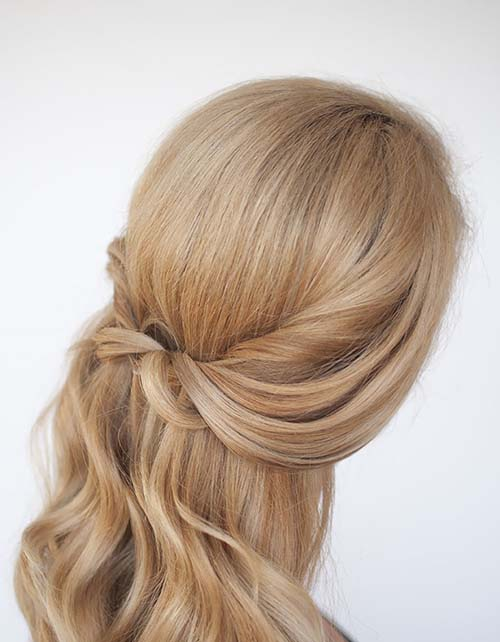 top 20 easy mid length hairstyles