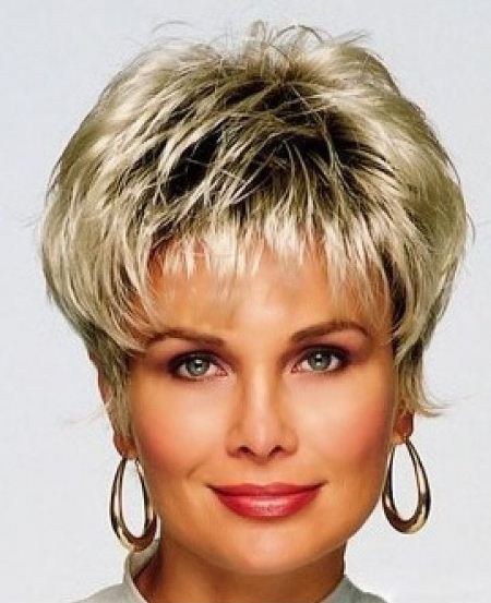 Volume classy cut haircuts for women over 50