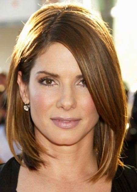 angled-layers-medium-length-hairstyles-for-women