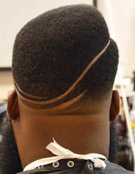 artistic flat top haircuts