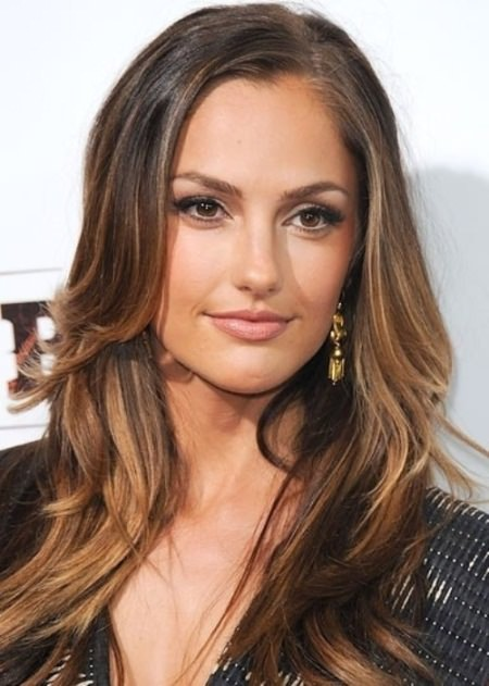barley there ombre trendy brown ombre hair ideas